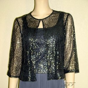 Atelier Danielle NWT Polyester Jacket Dress #6013